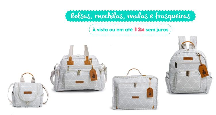 Bolsas, malas, mochilas e frasqueiras Masterbag