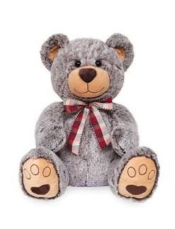 Urso Amigão Cinza
