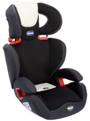 Cadeira Auto Key 2-3 Ombra