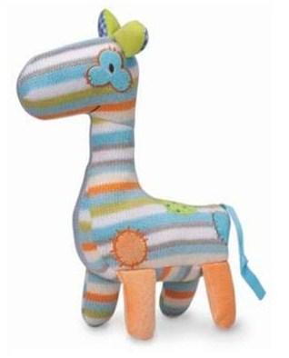 Girafinha Feliz M Tricot