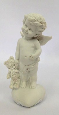 M2 Escultura Anjo e Urso Sortidos
