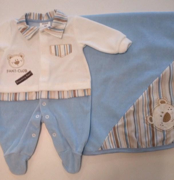 Saída de Maternidade Presente de Anjo Plush