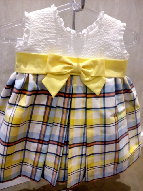 Vestido Machos Babadinhos Menores