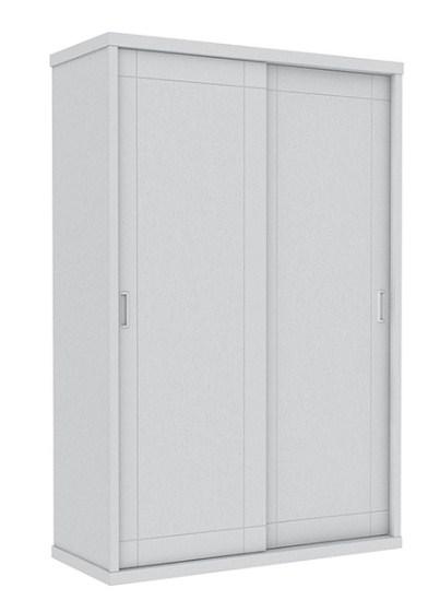Armário New Clean em Branco Fosco 1,45m