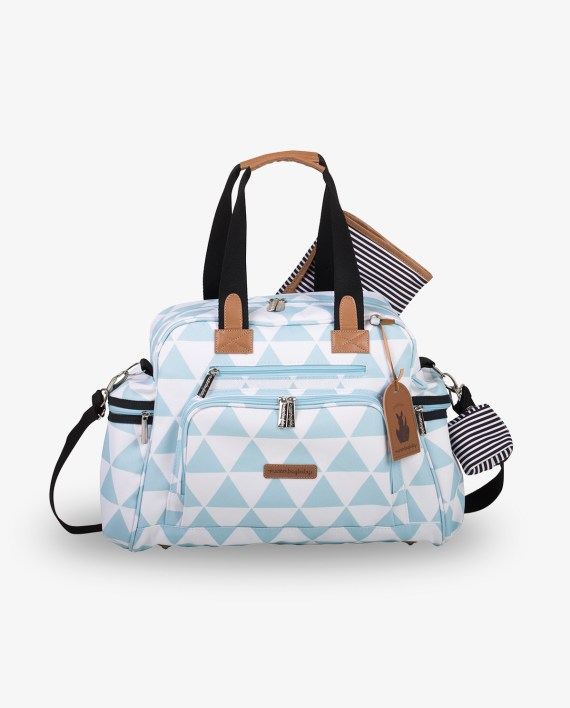 Bolsa Everday Manhattan Azul
