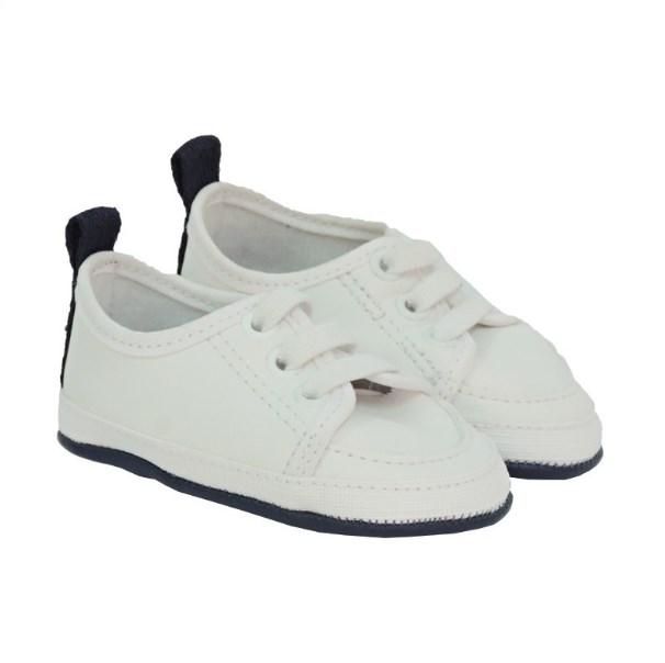Sapato Casual Branco