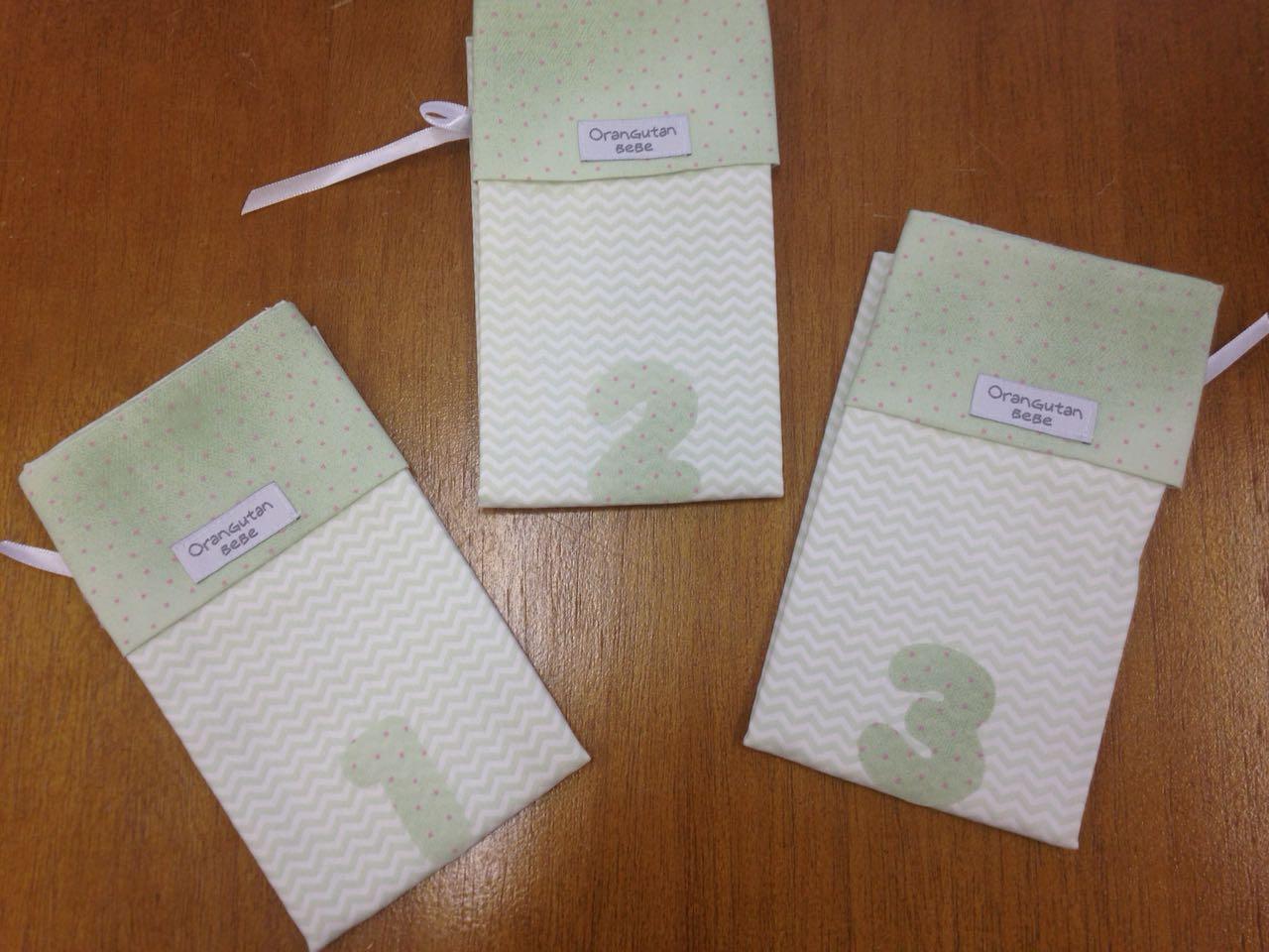 Envelope Maternidade