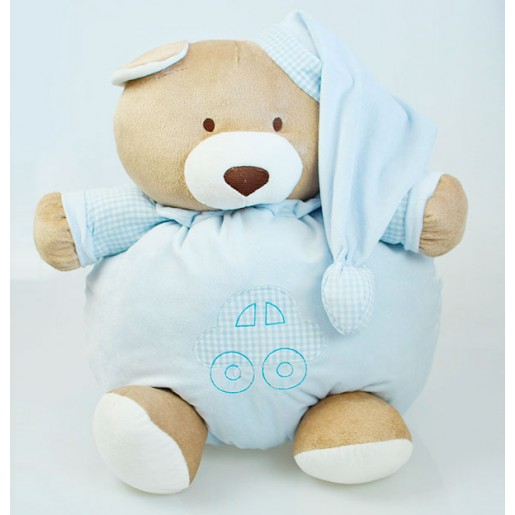 Urso Nino Azul Bebê