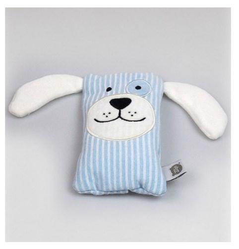 Bolsa Térmica Carinhas Azul Bebê Cachorro Azul
