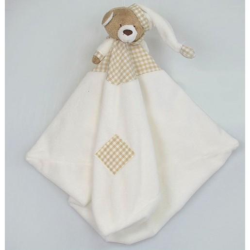 Blanket Urso Nino Marfim