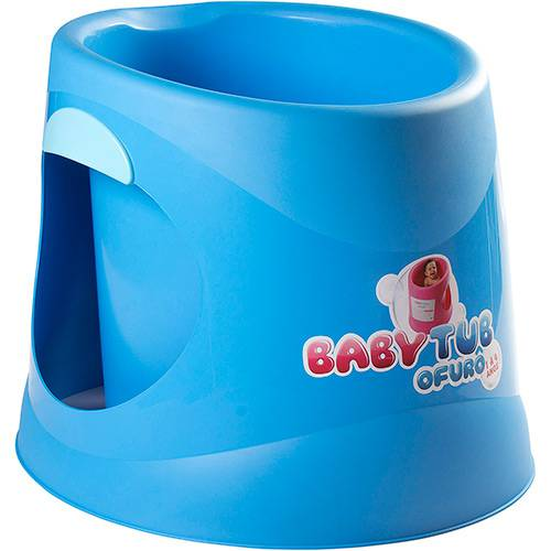 Baby Tub Ofurô Azul