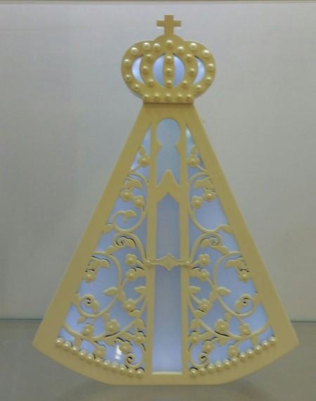 Luminária de Mesa Nossa Senhora Aparecida - LML-32