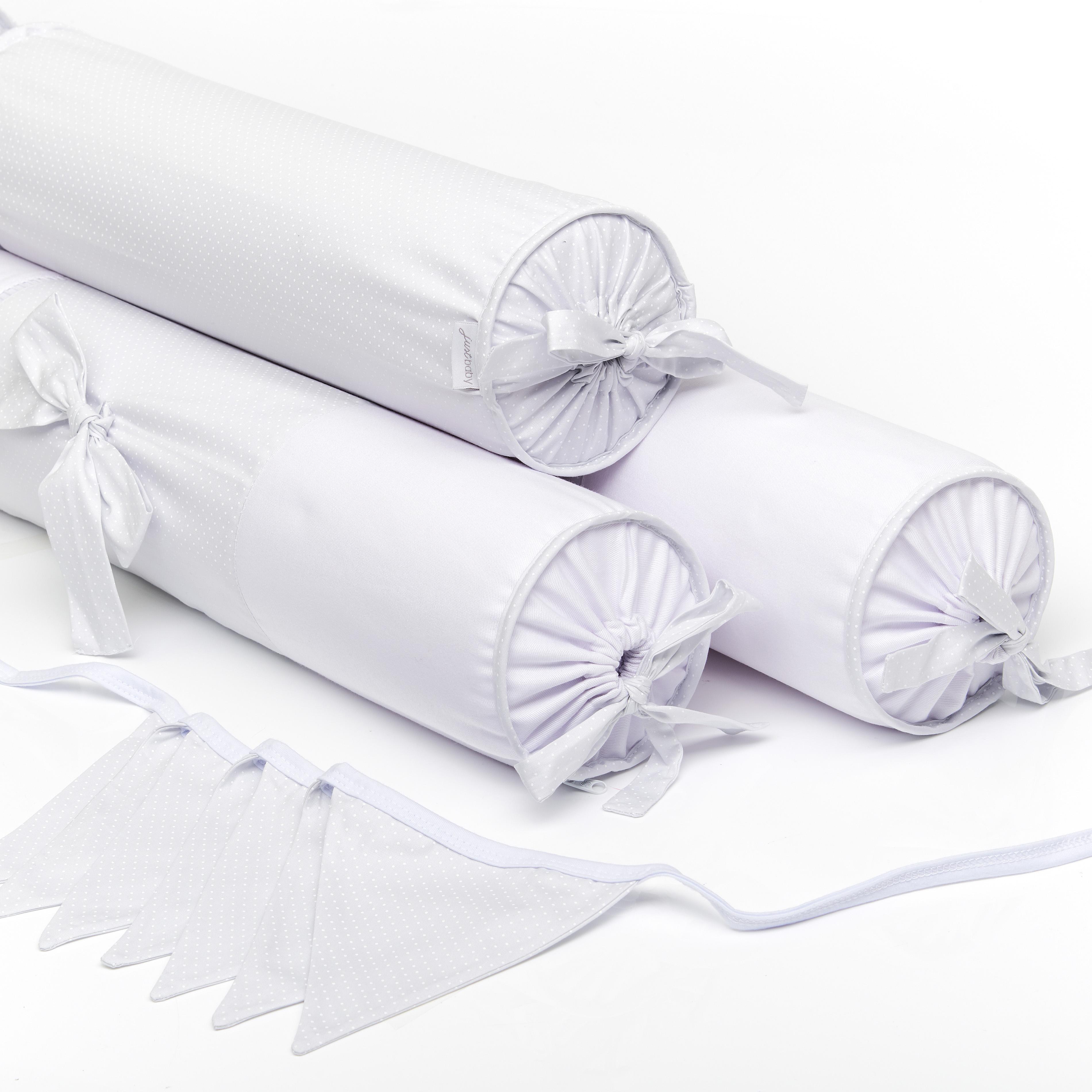 Kit de rolos clássico branco