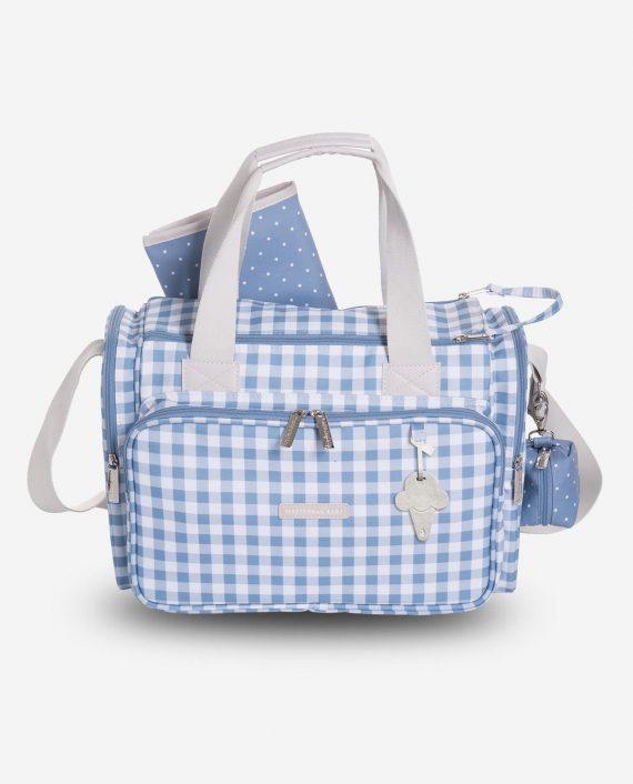 Bolsa Anne Sorvete azul
