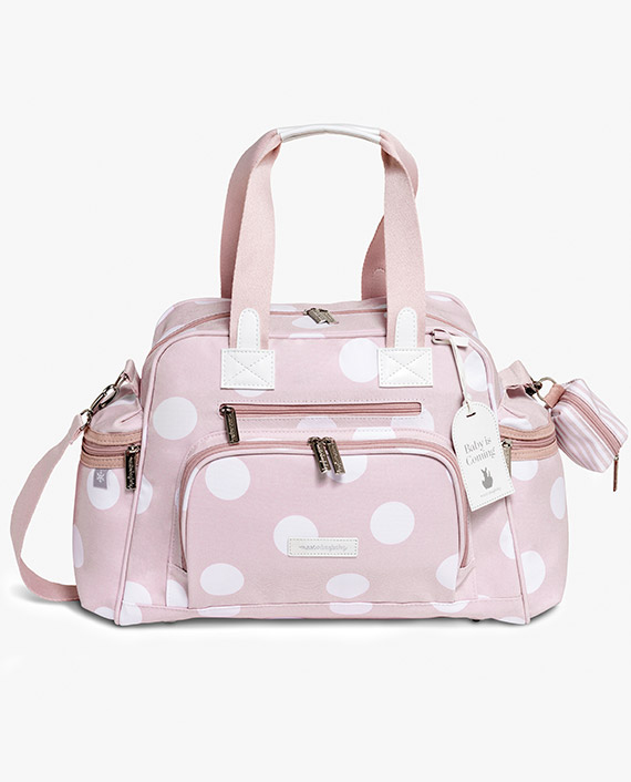Bolsa Bubbles rosa ecvereday