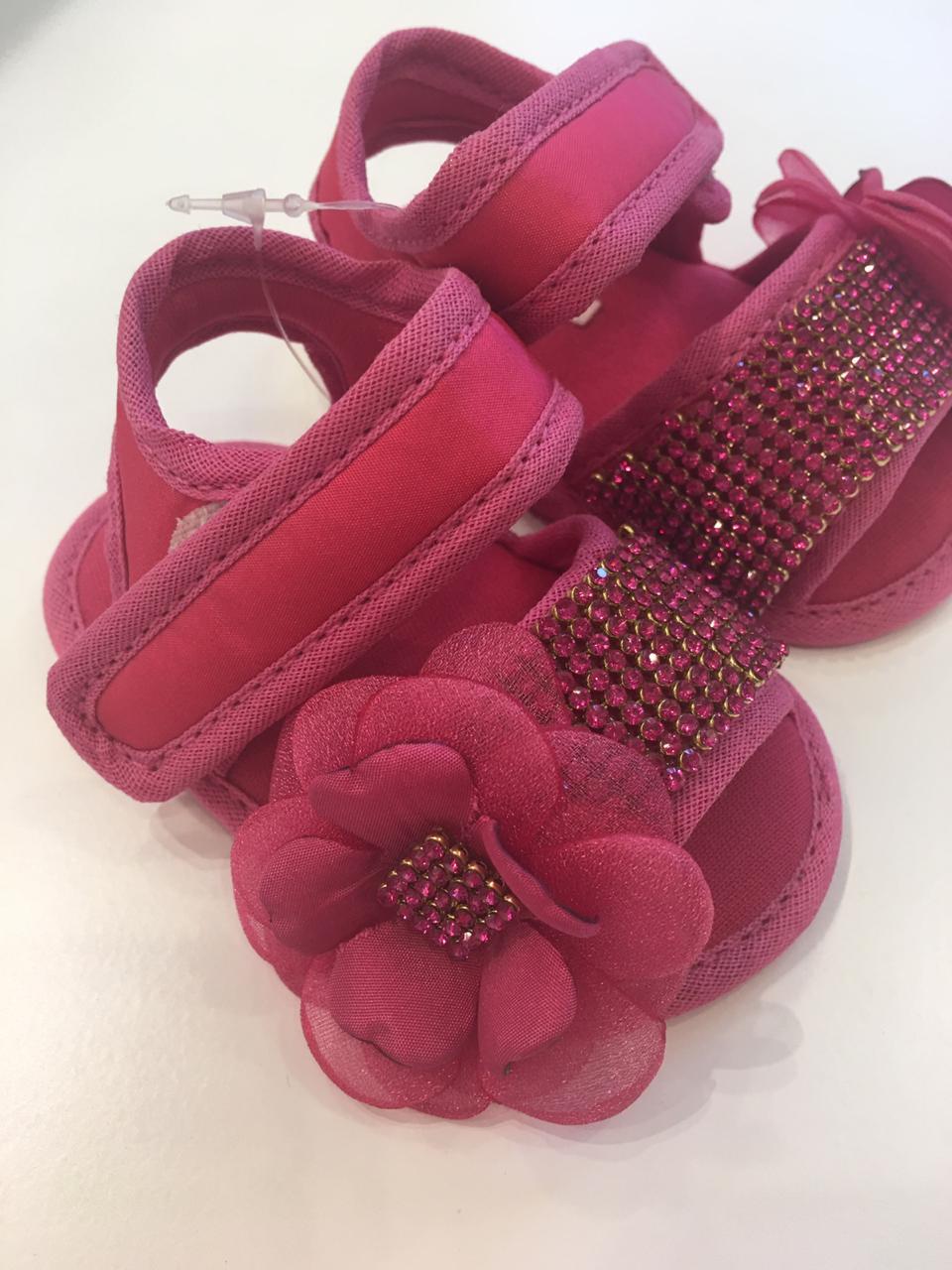 Sapatilha luxo pink