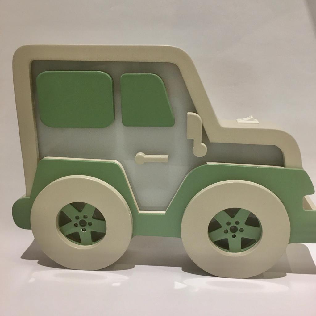Luminária Jeep