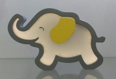 Luminaria elefante