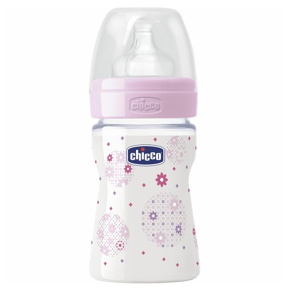 Mamadeira Fisiológica Girl 150ml