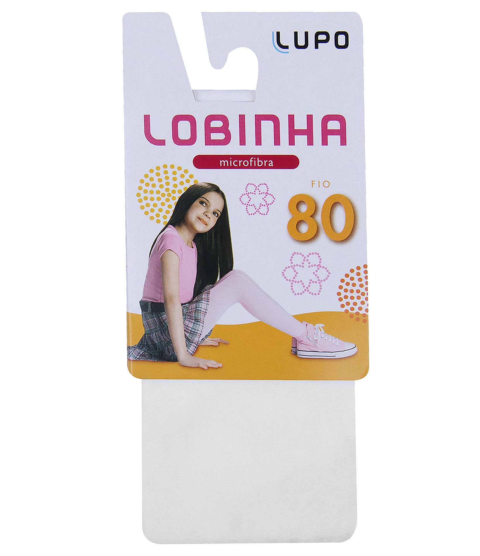Meia calça Lobinha fio 80