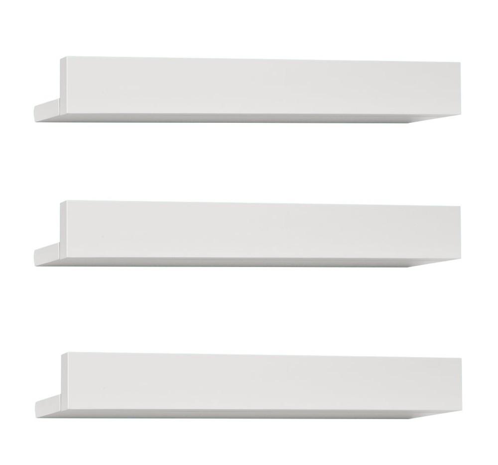 Prateleira Porta Livro Branco