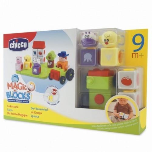 Blocos Fazenda Magic blocks