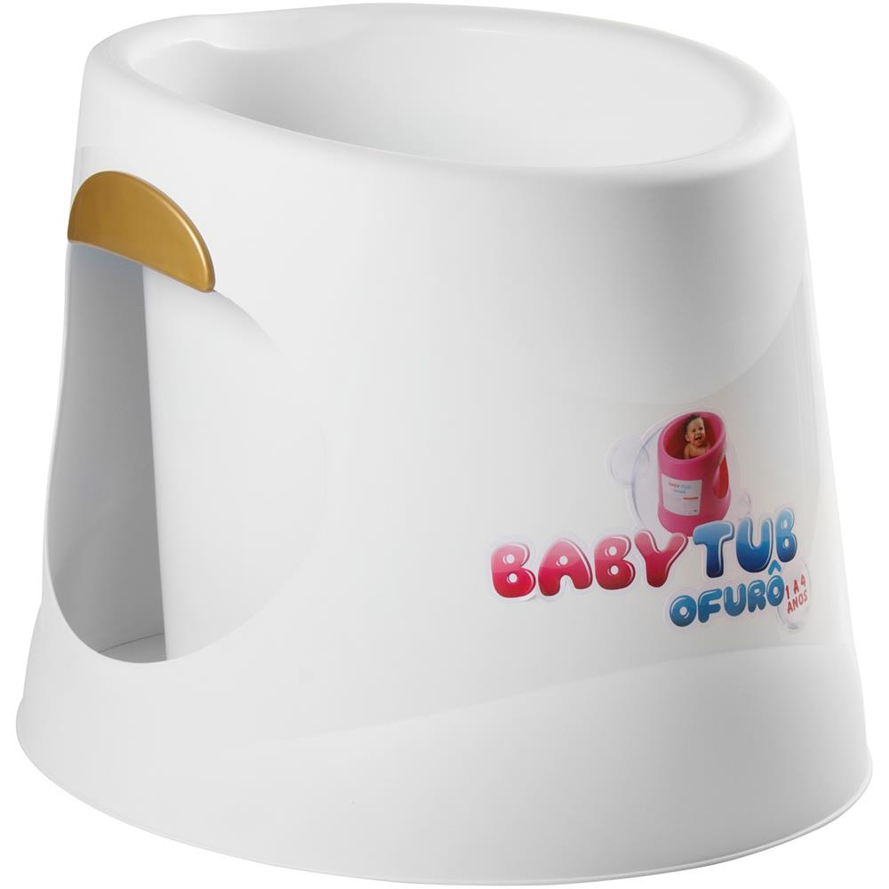 Baby Tub Ofurô Branco