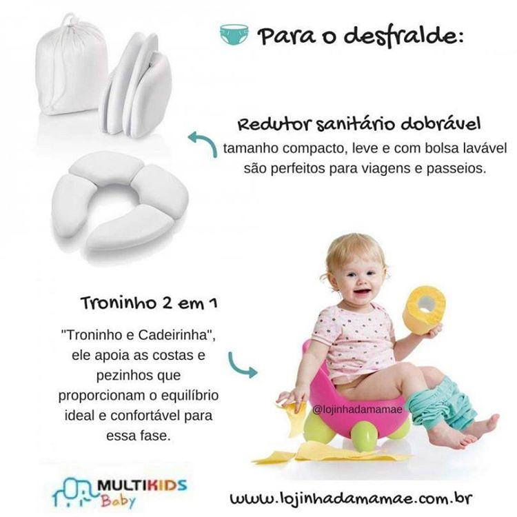 Redutor para Vaso Sanitário 15m+