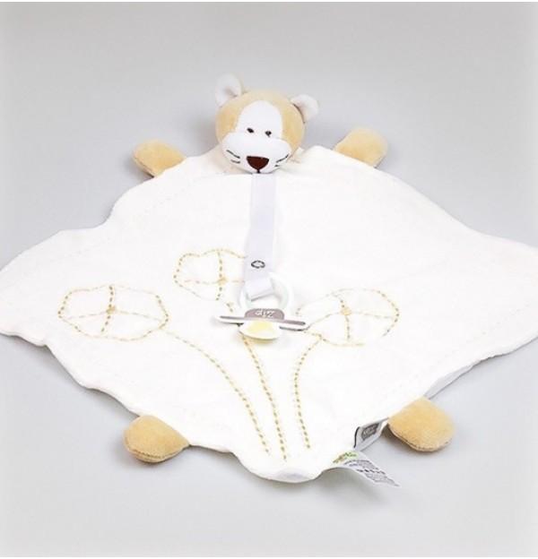 Blanket Cetim Maxi Bordado
