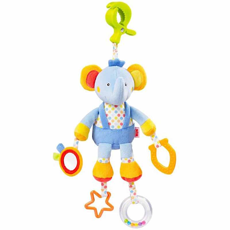 Mobilede Atividades Nuk Elephant 3m+