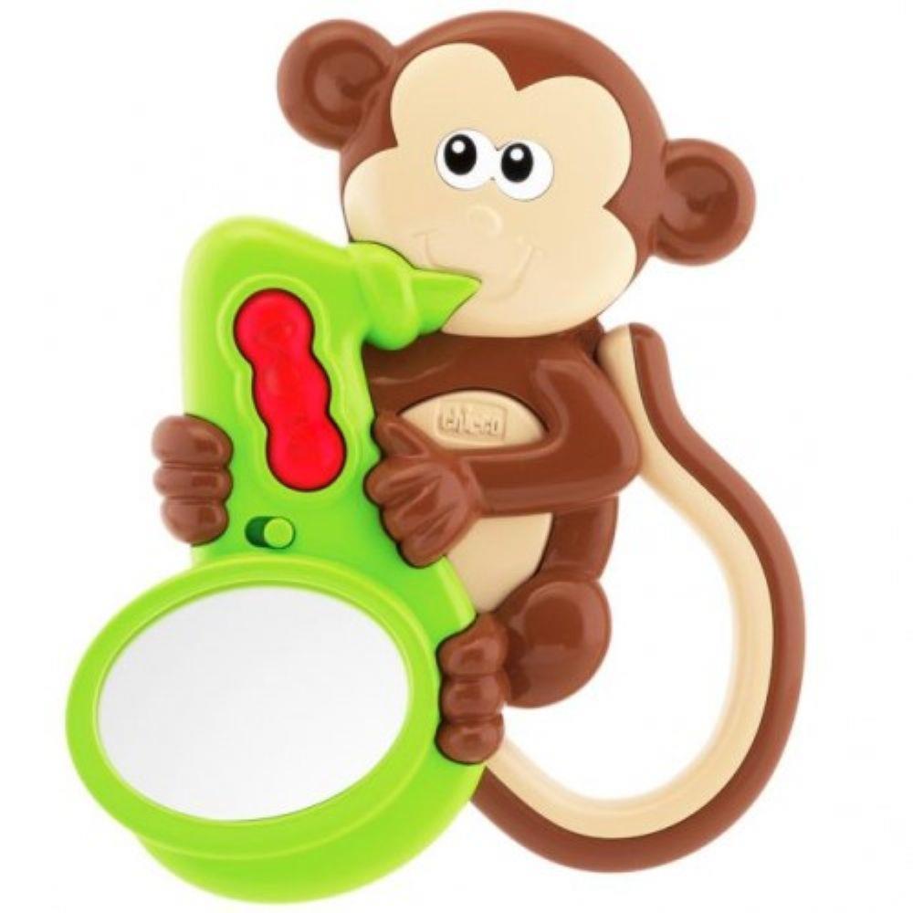 Chocalho Musical Macaco 3m+