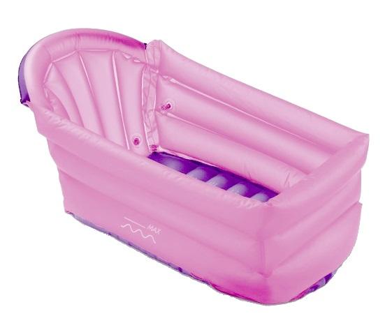 Banheira Inflável Bath Buddy Menina