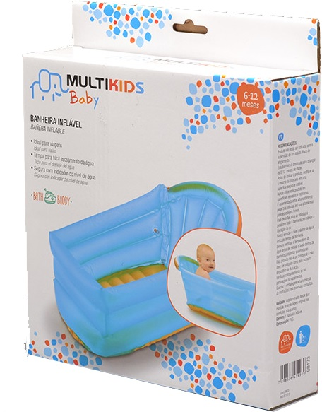 Banheira Inflável Bath Buddy