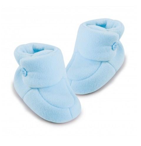 Pantufa Microsoft Azul Bebê