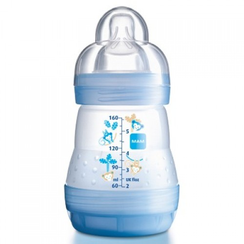Mamadeira First Bottle Boy 160ml