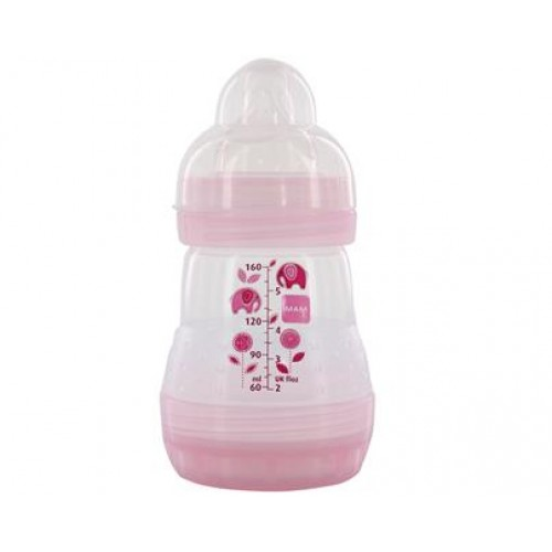 Mamadeira First Bottle Girl 160ml