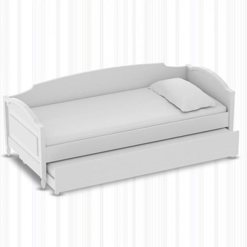 Cama sofá La Vie Branco