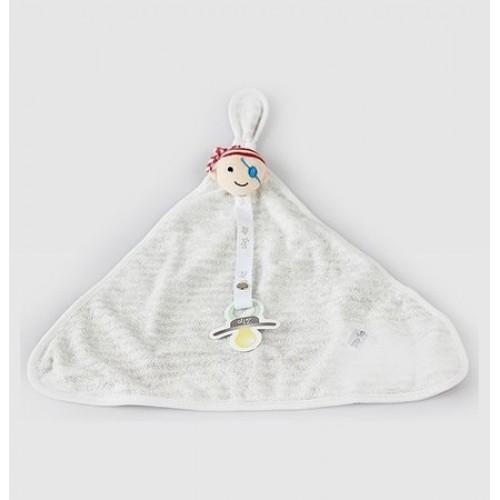 Naninha Blanket Atoalhado Pirata
